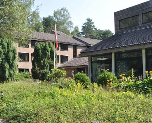 Natuurvriendenhuis De Bosbeek